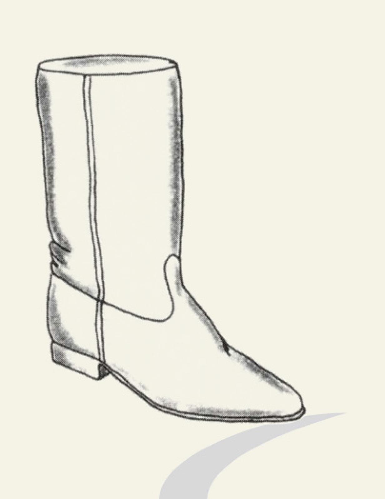 Wellington-Stiefel
