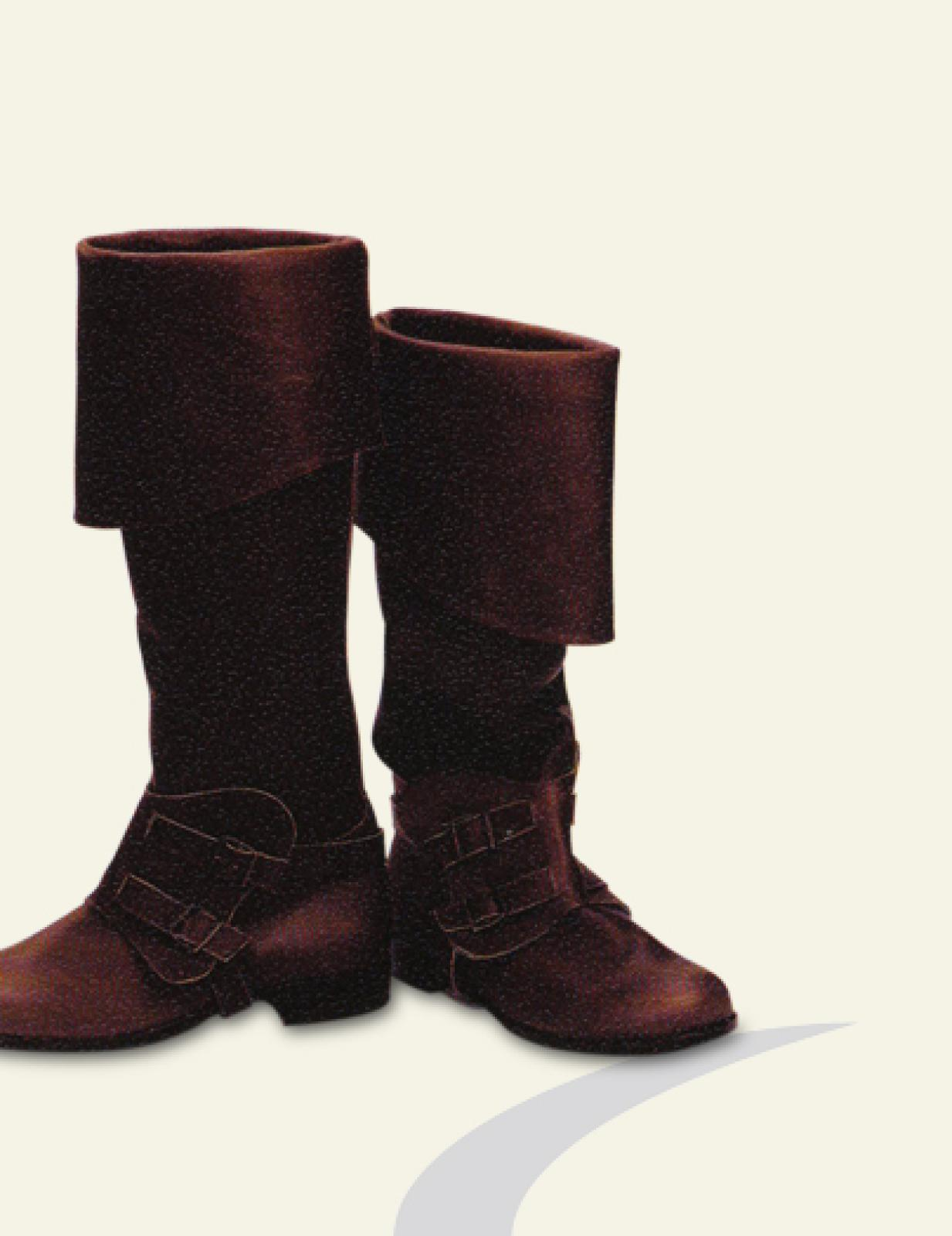 Marlborough-Stiefel